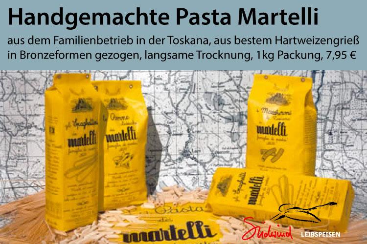 Handgemachte Pasta Martelli