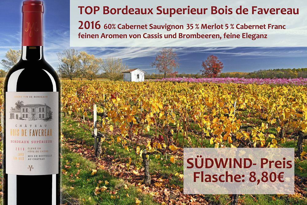 Bordeaux Bois de Faverau